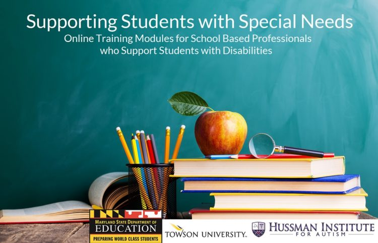 Special Education Training Efforts To >> Special Educator Training Modules Scaffolds